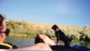 Gypsy_floating river