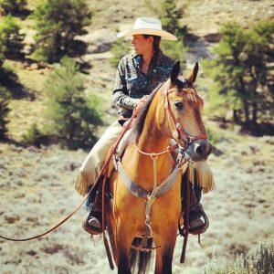 Horses_Jess&Buckadero