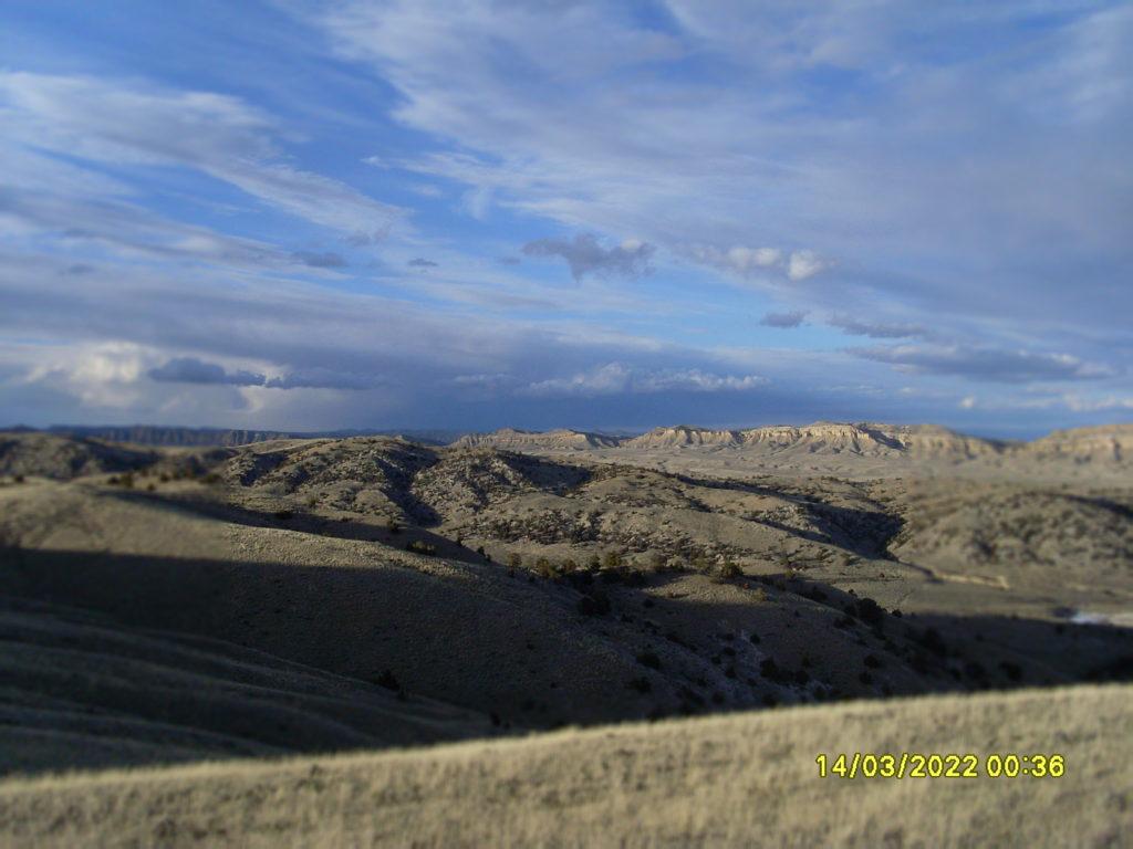 Magnificent horseback view - HorseWorks Wyoming